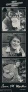 Ann Martin Photo Strip from 1995 Fan Club