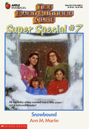 Super Special 07 Snowbound front cover