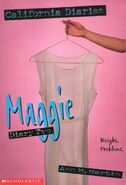 California Diaries 8 Maggie Diary Two cover