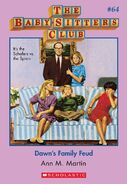 BSC 64 Dawns Family Feud ebook cover