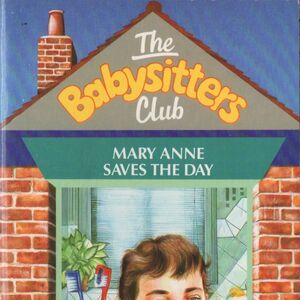 Baby-sitters Club 4 Mary Anne Saves the Day UK cover.jpg