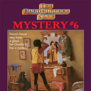 BSC Mystery 6 Mystery at Claudias House ebook cover.jpg