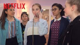 Meet The Baby-Sitters Club! Netflix Futures