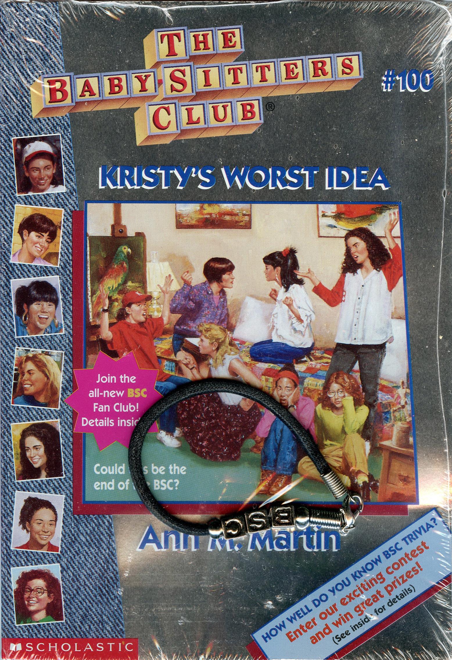 Kristy's Worst Idea