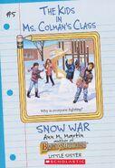 Kids Ms. Colmans Class 05 Snow War ebook cover