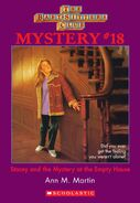 BSC Mystery 18 Stacey Mystery at the Empty House ebook cover