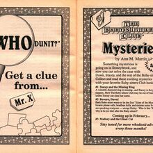 BSC mystery series bookad from 51 orig 1stpr 1992.jpg