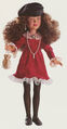 Abby unreleased 18 inch doll from Kenner 1995 Toy Fair catalog