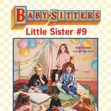 Baby-sitters Little Sister 9 Karens Sleepover ebook cover.jpg