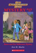 BSC Mystery 17 Dawn Halloween Mystery ebook cover
