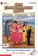 Super Special 12 Here Come the Bridesmaids cover 1stprint