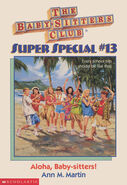 Super Special 13 Aloha Baby-sitters front cover