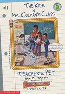 Kids Colmans Class 01 Teachers Pet cover 1stprint