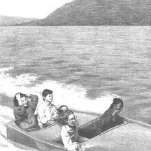 Sam Mary Anne Mallory Jessi on Lake Mist SS8.jpg