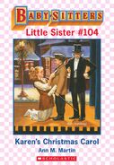 Baby-sitters Little Sister 104 Karens Christmas Carol ebook cover