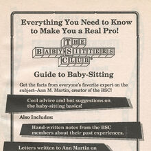 Guide to Baby-sitting bookad from 68 orig 1stpr 1993.jpg