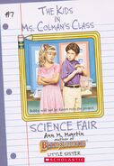 Kids Ms. Colmans Class 07 Science Fair ebook cover