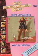 Baby-sitters Club 127 Abbys Un Valentine cover