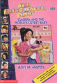 Baby-sitters Club 97 Claudia and the World's Cutest Baby cover