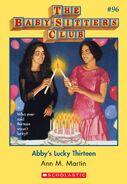 BSC 96 Abbys Lucky Thirteen ebook cover