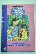 Mary Anne salva la situacion