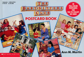 BSC postcard book front cover