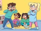 Karen's School Picture (Graphic Novel)