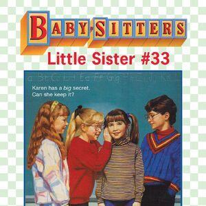 Baby-sitters Little Sister 33 Karens Secret ebook cover.jpg