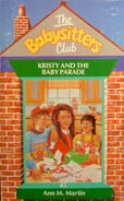 Babysitters Club 45 Kristy and the Baby Parade UK cover