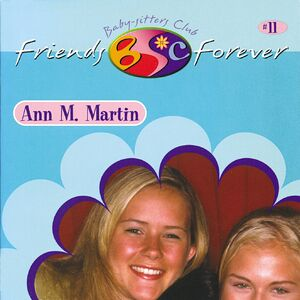 BSC Friends Forever 11 Welcome Home Mary Anne cover.jpg