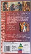 Baby-sitters Club movie UK VHS back
