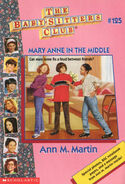Baby-sitters Club 125 Mary Anne in the Middle cover