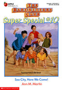 Super Special 10 Sea City Here We Come front cover 2ndpr