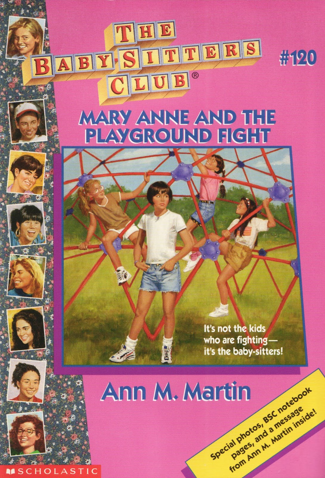 Mary Anne and the Playground Fight
