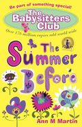 Baby-sitters Club The Summer Before UK reprint cover