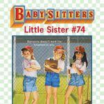 Baby-sitters Little Sister 74 Karens Softball Mystery ebook cover.jpg