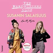Susanin salaisuus -- audiobook cover