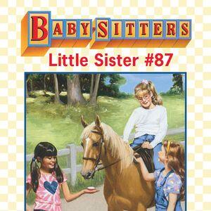 Baby-sitters Little Sister 87 Karens Pony Camp ebook cover.jpg
