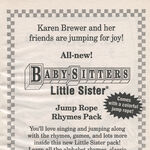 Little Sister Jump Rope Rhymes bookad from BLS 62 1stpr 1995.jpg