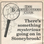 Something Mysterious bookad from SS6 1stpr 1991.jpg
