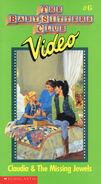 6 Claudia Missing Jewels BSC VHS front original