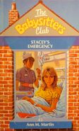 Babysitters Club 43 Staceys Emergency UK cover