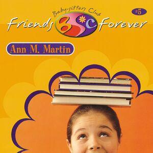 BSC Friends Forever 5 Kristy Power cover.jpg