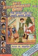 Baby-sitters Club 114 The Secret Life of Mary Anne Spier cover
