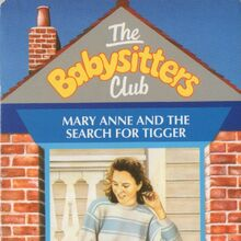 Baby-sitters Club 25 Mary Anne Search for Tigger UK cover.jpg