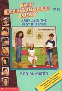 Baby-sitters Club 116 Abby and the Best Kid Ever cover