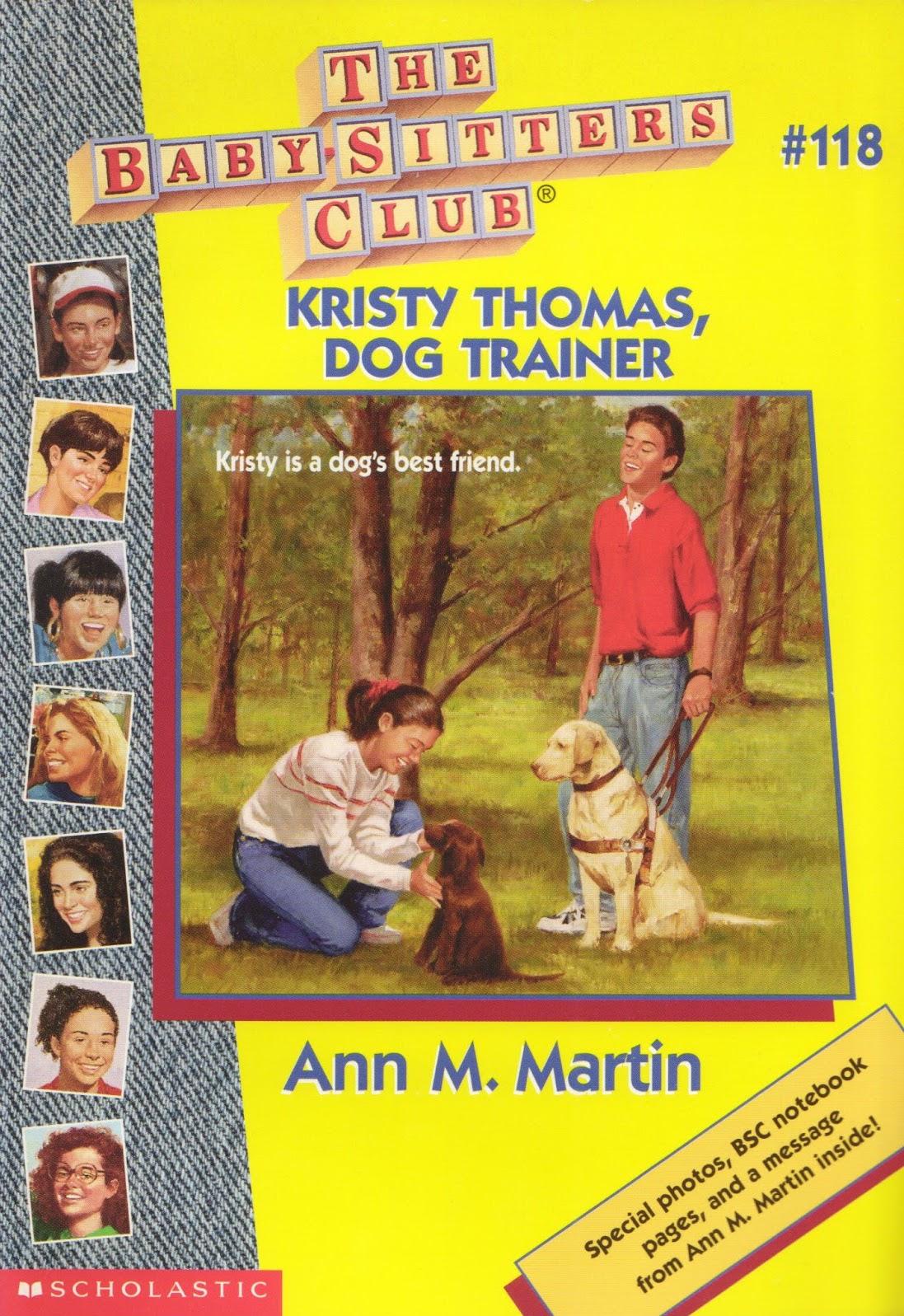 Kristy Thomas, Dog Trainer