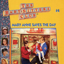 Baby-sitters Club 4 Mary Anne Saves the Day reprint cover.jpg