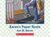 Karen's Paper Route
