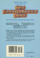 Baby-sitters Club 62 Kristy Worst Kid Ever original back cover